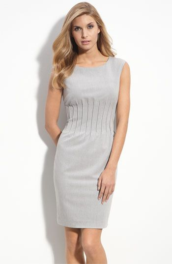 Calvin Klein dresses fit me like a glove. $118 #Nordstrom