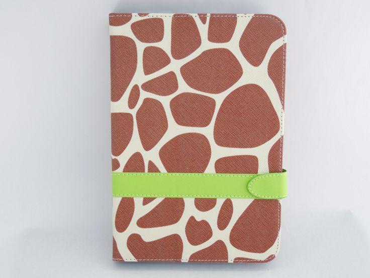 Design ultra fun: husa universală Giraffe reglabilă pentru tablete de 7 - 8 inch.