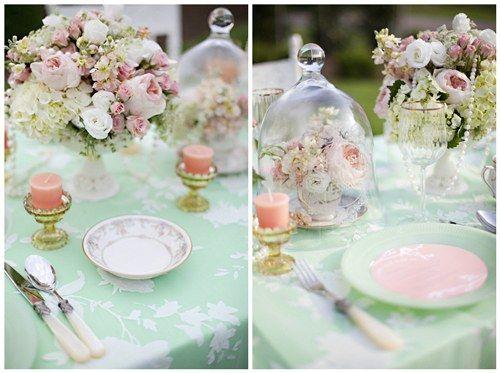 Luxury Hochzeitsfarbe u Mintgr n Hochzeit Inspirationen Brautkleidershow G nstige Brautkleider u Hochzeitsidee