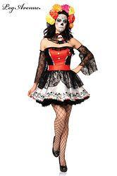 COSTUME 4 PIÈCES SUBLIME CALAVERAS  http://www.prod4you.com/#!deguisement-costumes-halloween/cng3