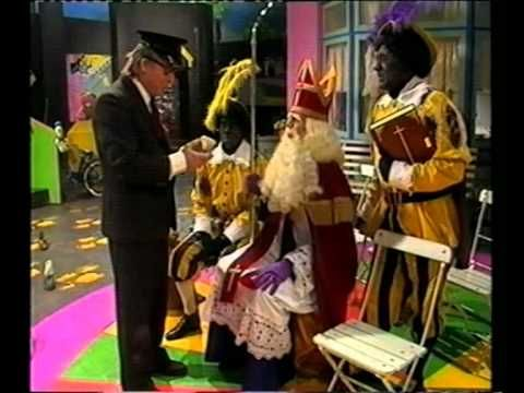 1987- Sinterklaas on television (Sesamstraat)