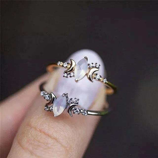 Moonstone Ring – Richard Darko