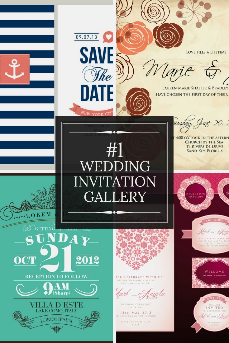 Professional Wedding Invitation Cards Design Template Online For