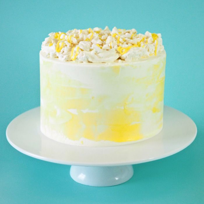 Lemon Meringue Pie Cake