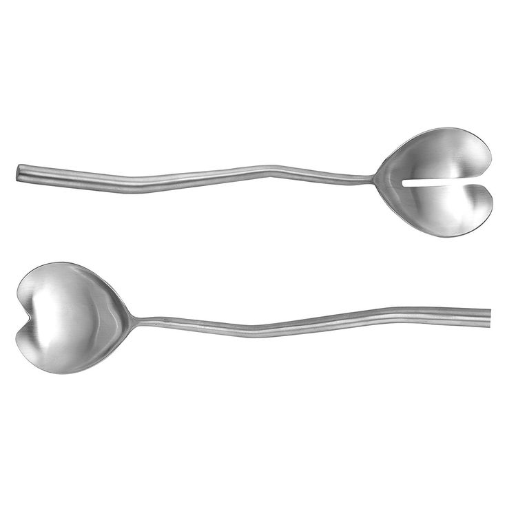 TULIP SALAD SERVER SET