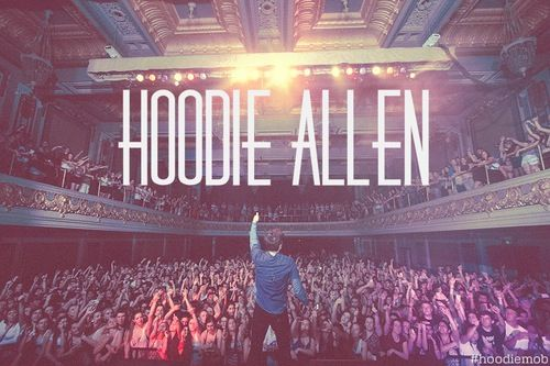 Hoodie allen concert dates