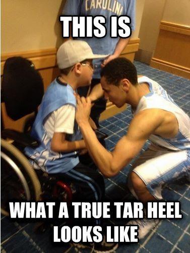 Tar Heel - <3 Marcus Paige