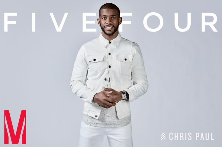 Chris Paul partners up with Five Four