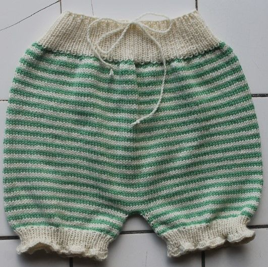 Mammelukker or summerpants Garn-iture Design www.garn-iture.dk