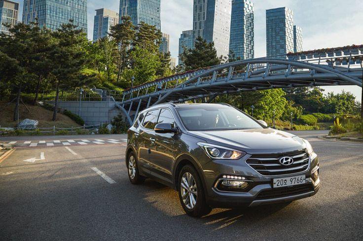 "483 aprecieri, 1 comentarii - Hyundai Motor Group (@hmg.journal) pe Instagram: ""Fun city driving will boost your mood #Santafe - 도시 드라이브로 기분 전환 어떠세요? #싼타페 - #citydriving…"""