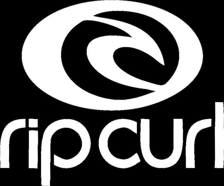 Rip Curl Surfing Surfing Car Bumper Window Sticker Decal #Walls