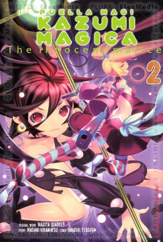 Kenyataan ini mengejutkan Kazumi. Musuh mereka ternyata... PUELLA MAGI KAZUMI MAGICA 02 http://ow.ly/KESBb text http://ow.ly/KESBZ Harga: Rp. 20,000