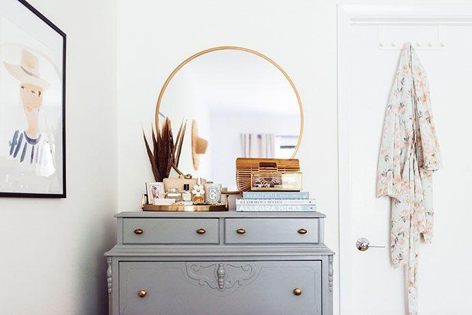 Take A Peek Inside Sara Mueller's Pretty Pink Home