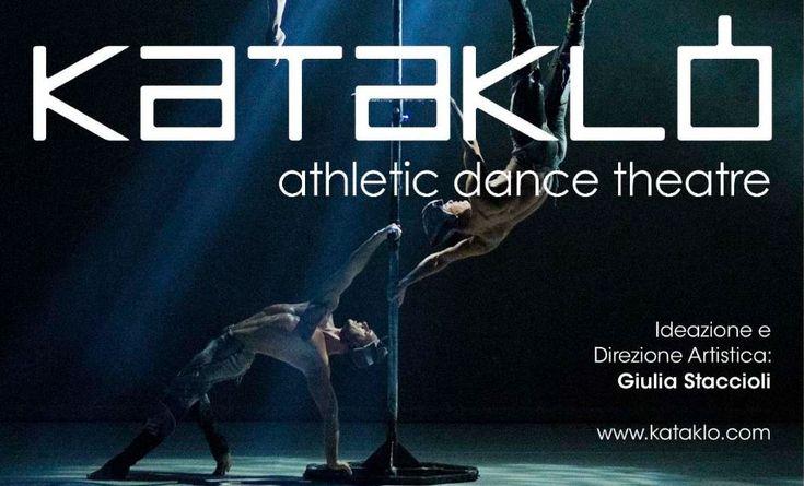Kataklò show a Novara guidata da Giulia Staccioli, campionessa olimpica di ginnastica ritmica, si esibisce con nuove sperimentazioni e ...