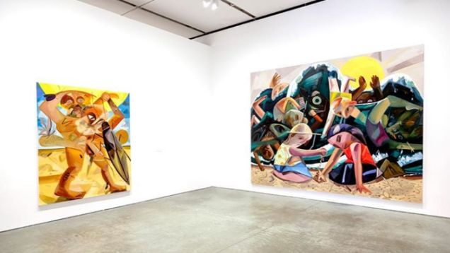 """Protesters Claim That Art Institution Has a Moral Responsibility to Ban Dana Schutz, """"Open Casket"""" Painter"""