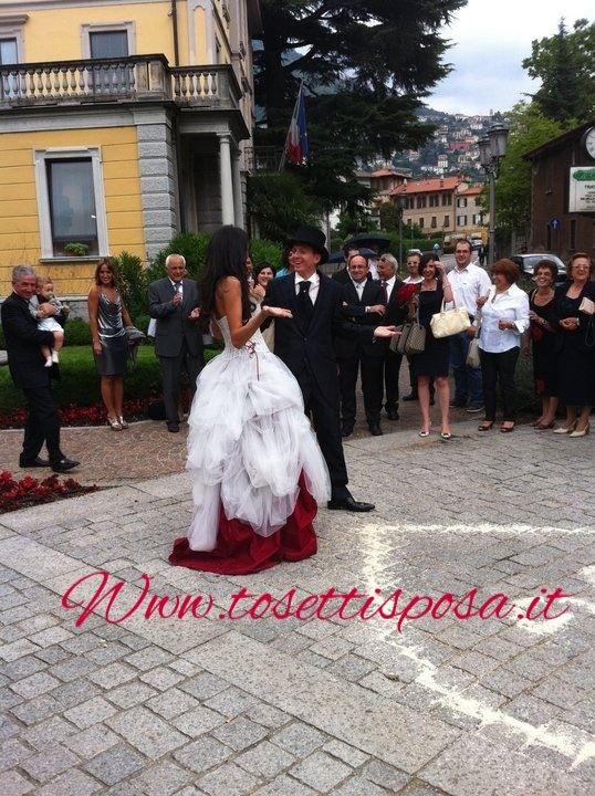 .....il segreto per un romanticissimo matrimonio all'insegna dell'allegria e del glamour... in perfetto Tosetti Style Chiedetecelo!!! Info@tosettisposa.it O venite a trovarci  Www.tosettisposa.it
