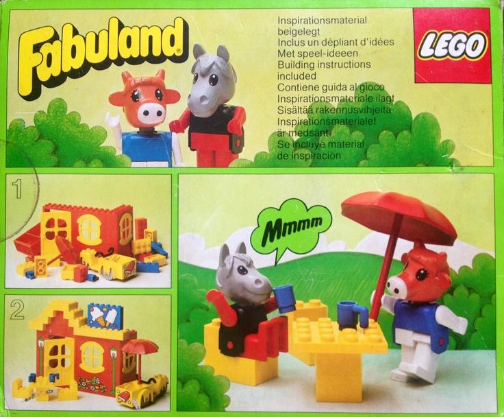 1980 Lego Fabuland