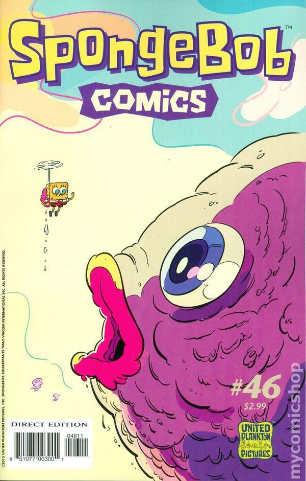 26 best Spongebob Comics images on Pinterest   Comic book, Comic ...
