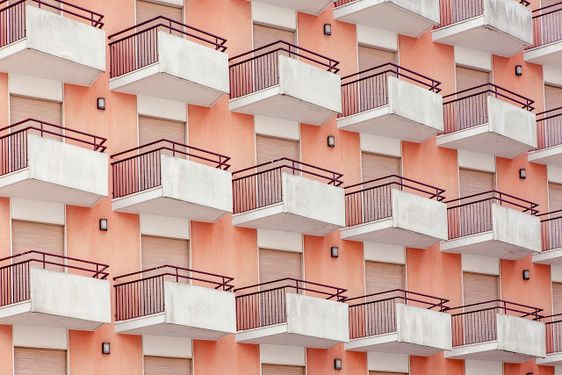 Patterns in architecture