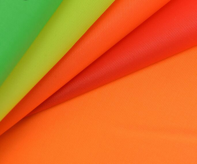 Polyester 210d Oxford Fabric Waterproof Pu Coating Oxford Fabric Fabric Oxford