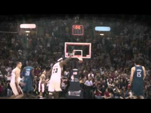 ... Nike: The Ring Maker - LeBron James Championship Commercial ...