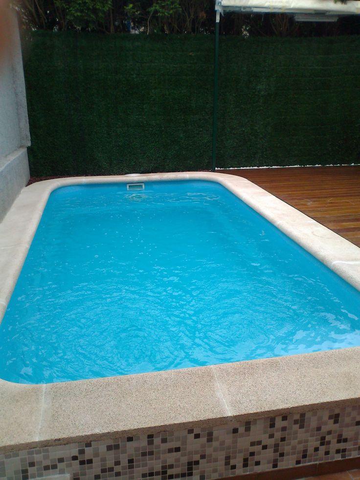 mejores 8 imágenes de piscina dtp: modelo ibiza en pinterest