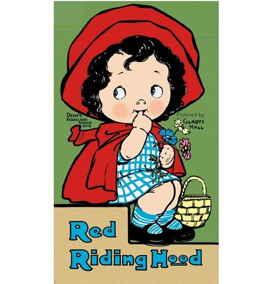 What Alice Found - Red Ridinghood
