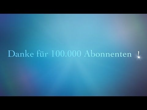 100.000 Abo Special | Giveaway | Woolpedia® - YouTube