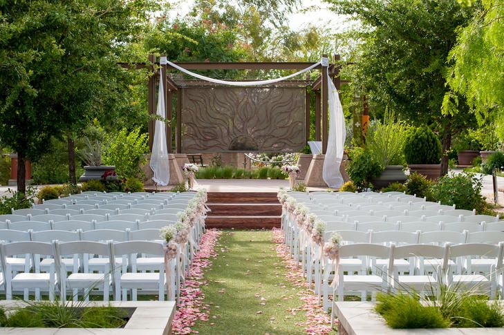 Beautiful location for an outdoor wedding…Las Vegas Springs Preserve