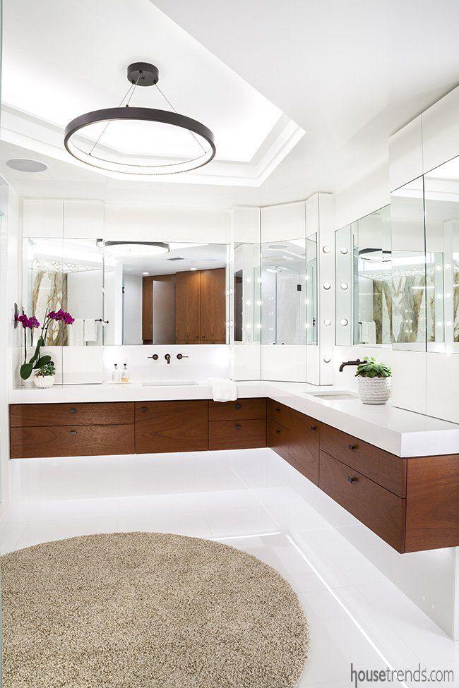 Bathroom Remodel Is Polished Perfection Bathroom Master Bath