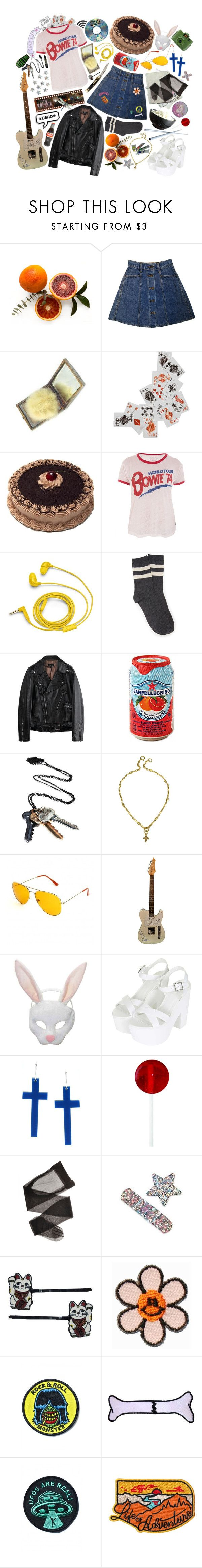 """The Hum of Cicadas and Engines"" by reslain ❤ liked on Polyvore featuring AllSaints, Trunk LTD, FOSSIL, Forever 21, Manic Panic NYC, A.P.C., Stolen Girlfriends Club, Chanel, Lamoda and Forum"