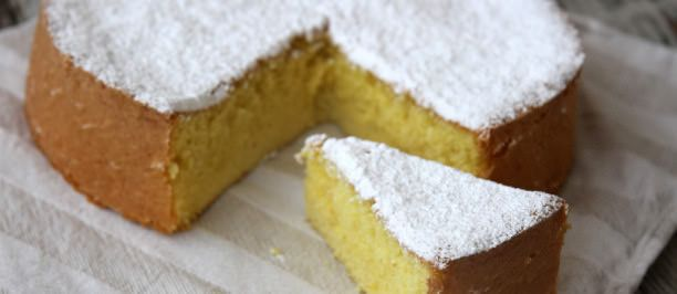 torta pasta genovese genoise