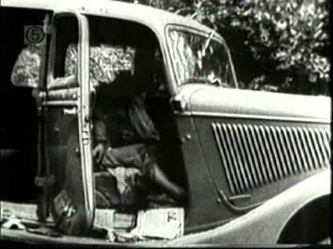 "( REAL CAR BONNIE & CLYDE ) "" THEY DIED IN "" { BONNIE WAS 4'11 90LBS } - YouTube"