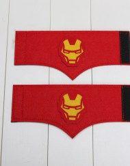 Ironman Wristbands