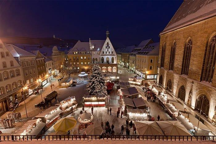 Amberg Germany  City new picture : Amberg, Germany during Christmas | Destination: Everyfuckingwhere | P ...