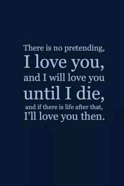 J love Romeo with all my heart and I will love him even after death and if I have to die to prove it then so be it