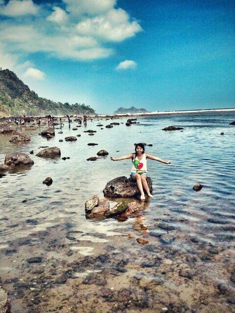 Pulau Merah, Banyuwangi...