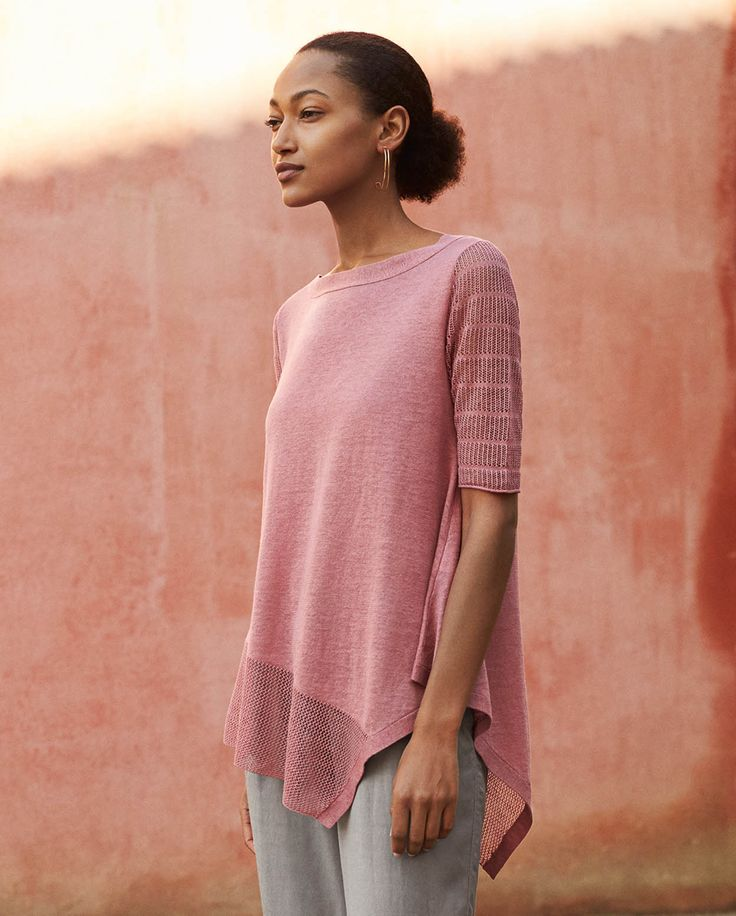 Poetry Fashion - Linen sweater