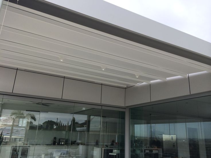 Modern Retractable Awnings  Issey Sun Shade Systems