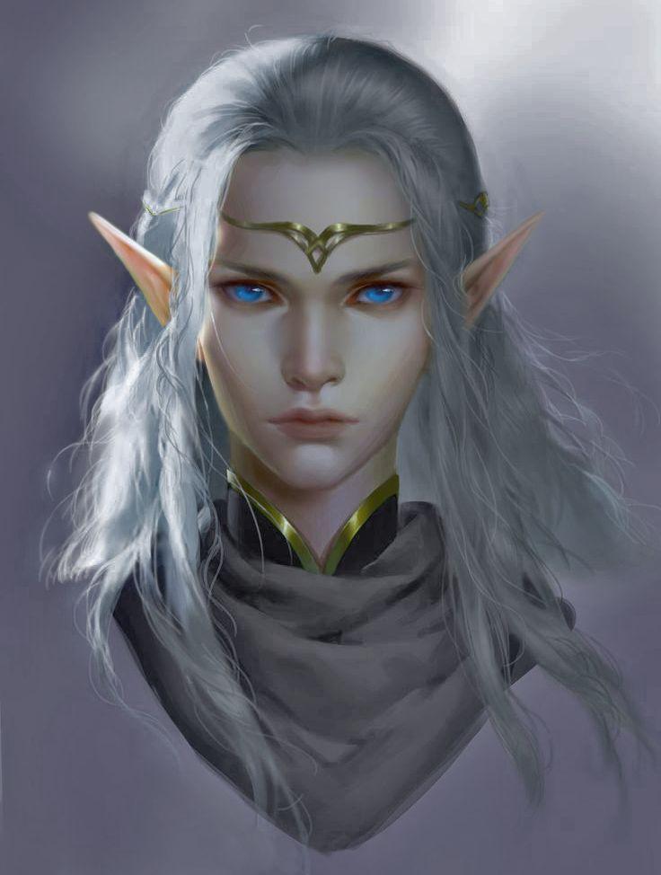 Nenil 226 R L 250 Tphen High Elf Mage Princess Rpg Character