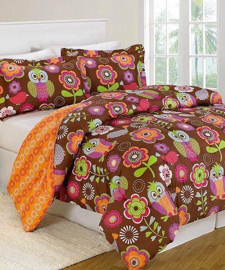 Interior Owl Bedroom Ideas 70 best owl bedroom images on pinterest crafts easy and brown orange reversible comforter