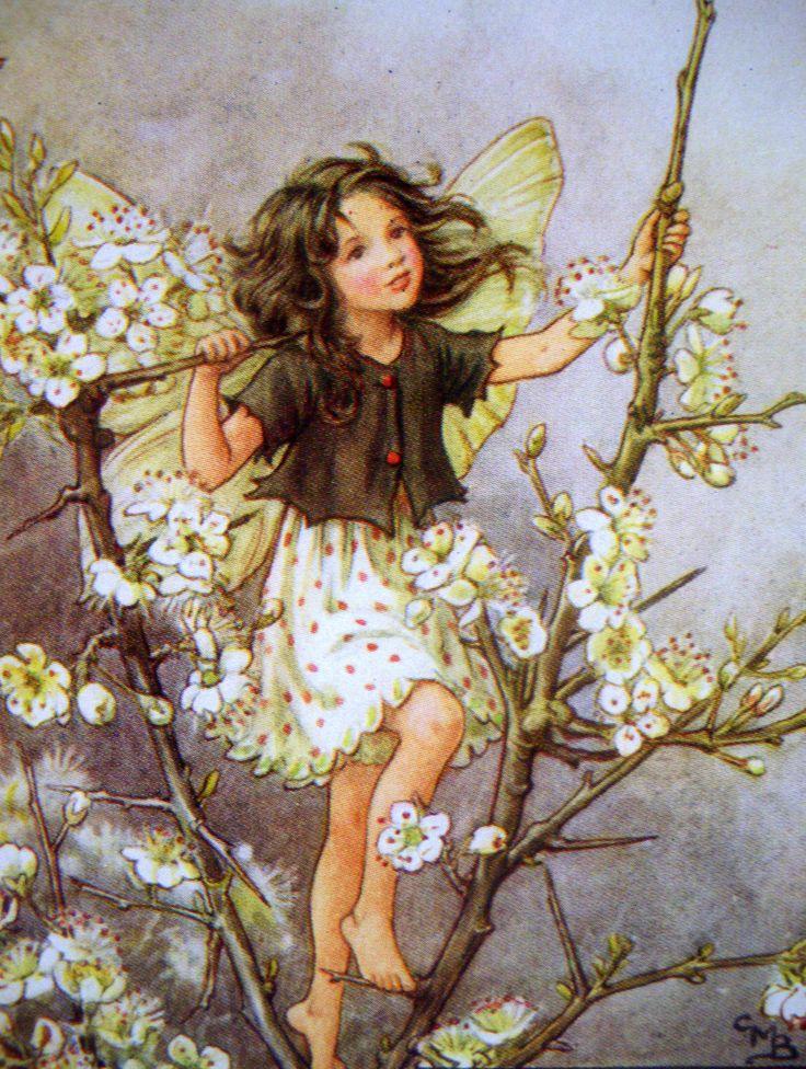 La Imaginación Dibujada: Cicely Mary Baker                                                                                                                                                                                 Más