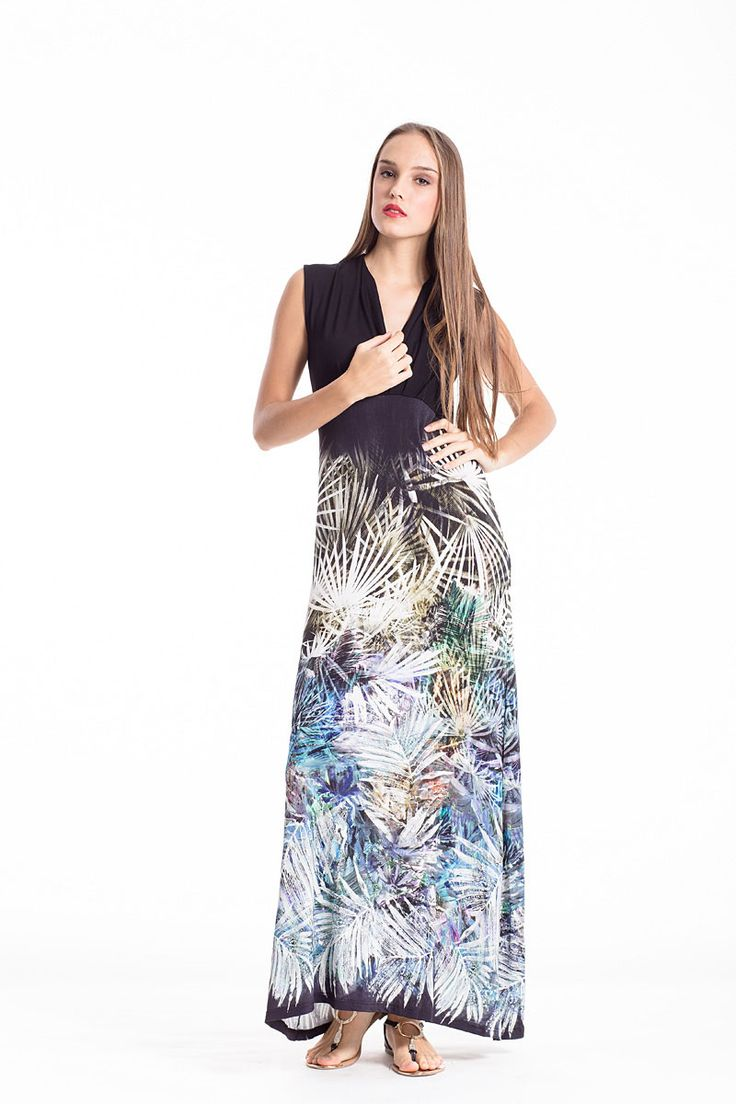 Perfect fit for more stylish yet comfortable looks! Shop the Empire Waist Maxi Dress ONLINE in the link below and... celebrate spring with FASHION! Don't miss a piece!