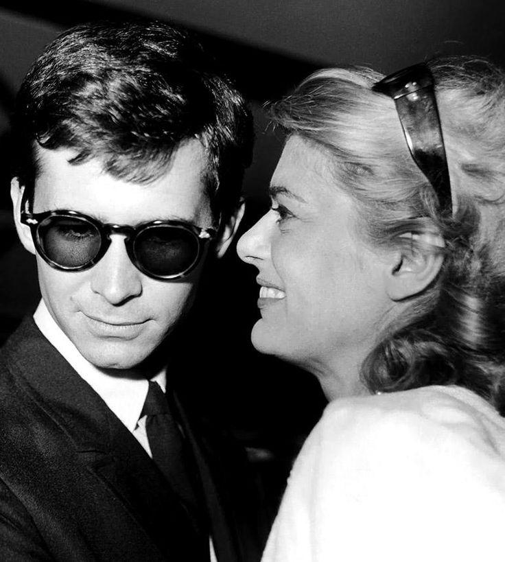 Anthony Perkins and Melina Mercouri 'Phaedra' (Jules Dassin, 1962)