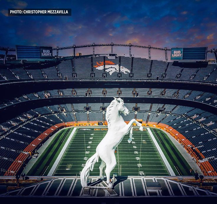 Here's What The Denver Broncos 2019 Schedule Will Look
