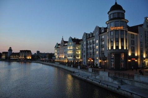 Kaliningrad, Russia. Beautiful. @Agniya Lax