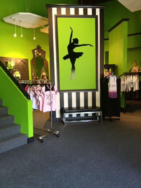How cute is this dance studio? Thanks Fierce Dance Company for allowing Absolute Internet Marketing to take care of all your internet marketing needs.