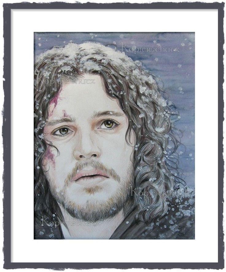 Jon Schnee,John Snow,Game of Thrones,der Winter naht,Lied von Eis und Feuer,Art