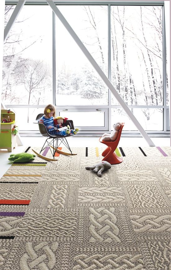windows!: Plain Folk, Carpets Tile, Modern Kids, Sweaters Patterns, Carpets Squares, Rugs, Knits Sweaters, Kids Rooms, Cable Knits