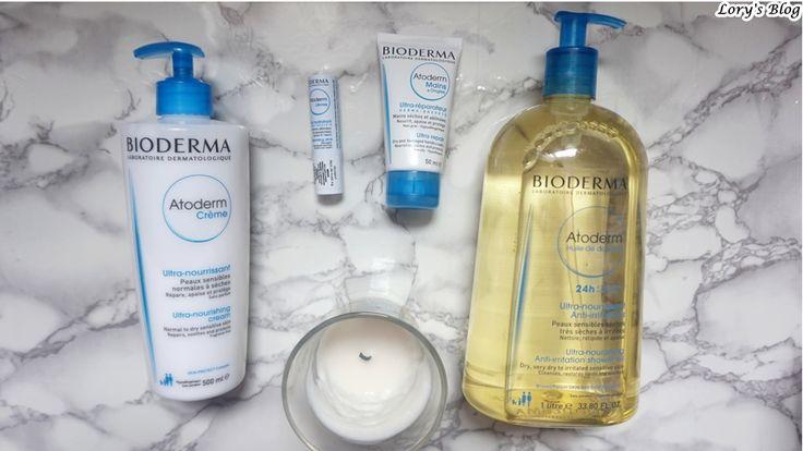 Probleme cu pielea uscată? Atoderm de la Bioderma este soluţia! - Lory's Blog